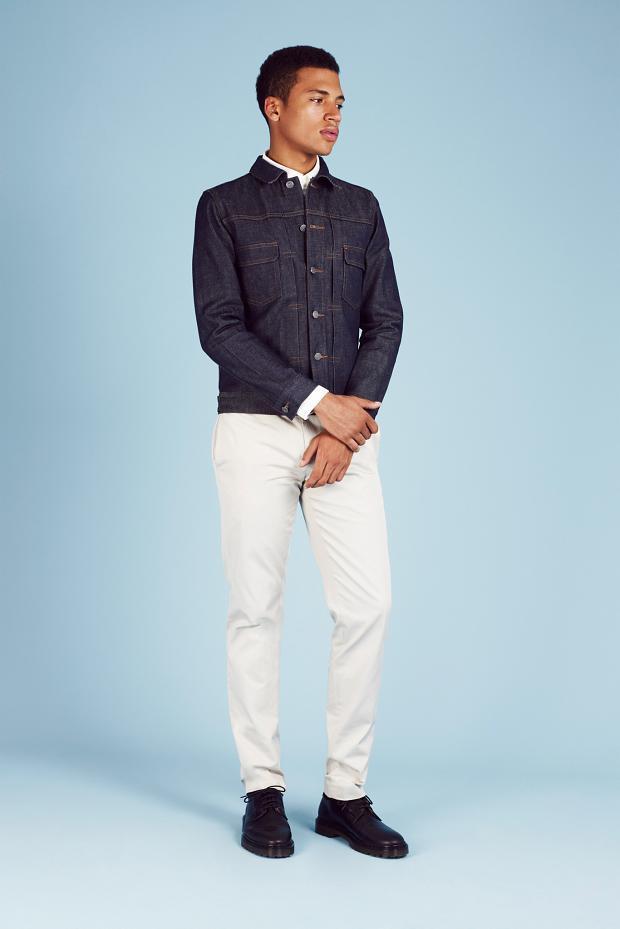 best men's A.P.C. clothing