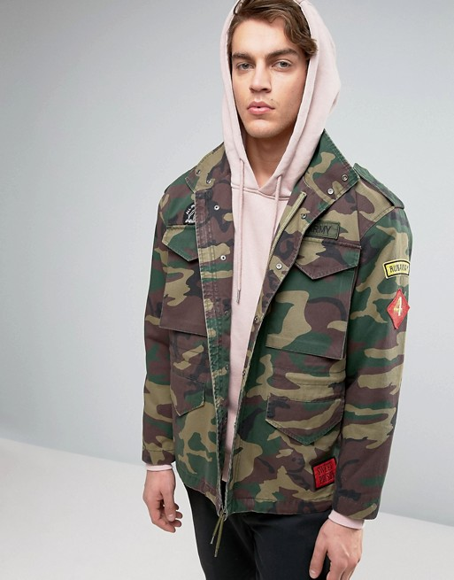 Best men's camo jackets
