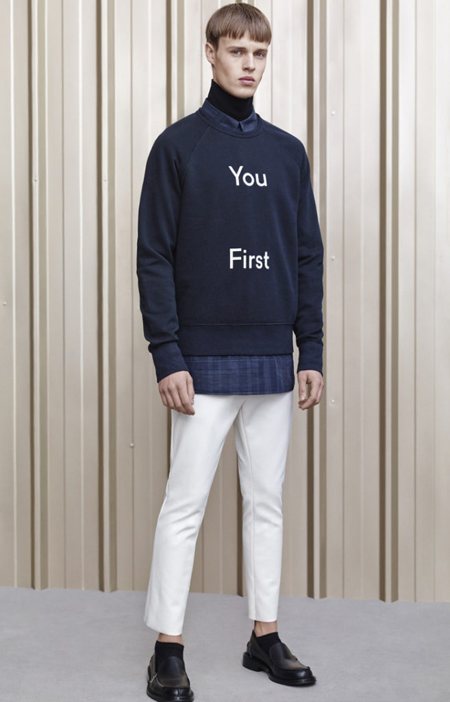 best men's Acne Studios clothing