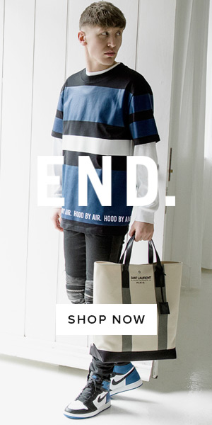 END. Clothing