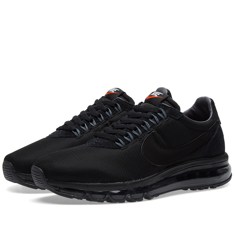 outlet store 62da6 c001c Buy Nike Air Max 90 Leather Triple Black Here
