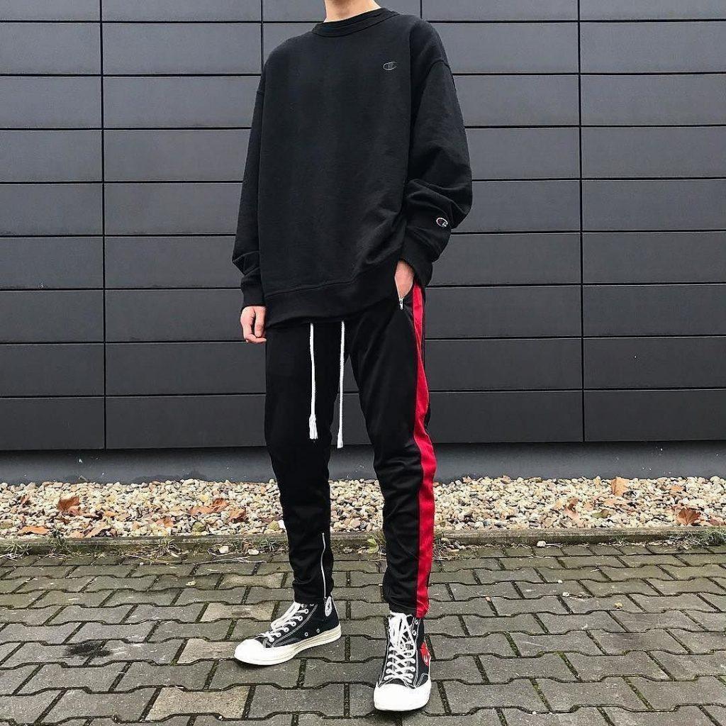 best men's athleisure clothing