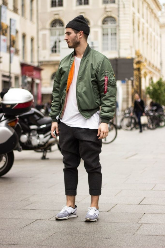best men's bomber jackets