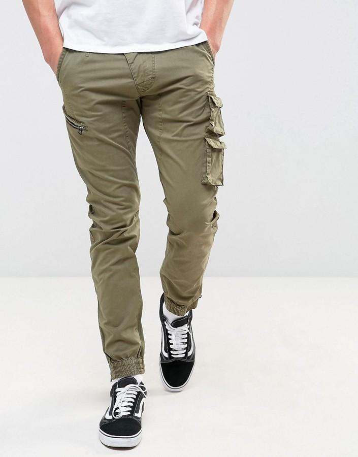 best men's cargo trousers