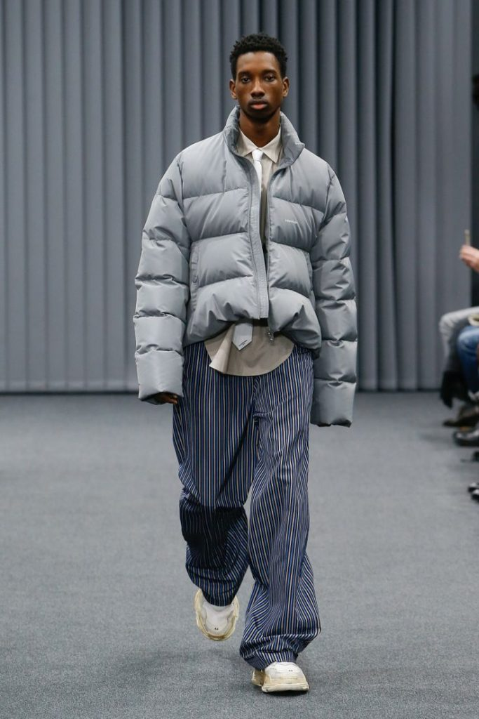 best men's Balenciaga clothing