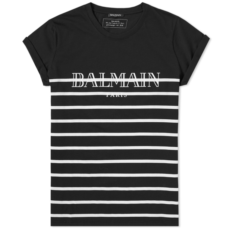 best men's Balmain clothing