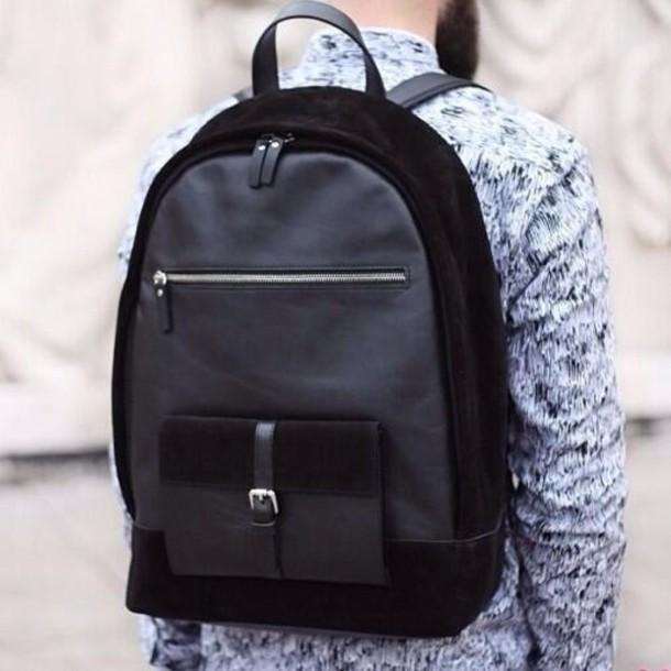 best men's leather backpacks