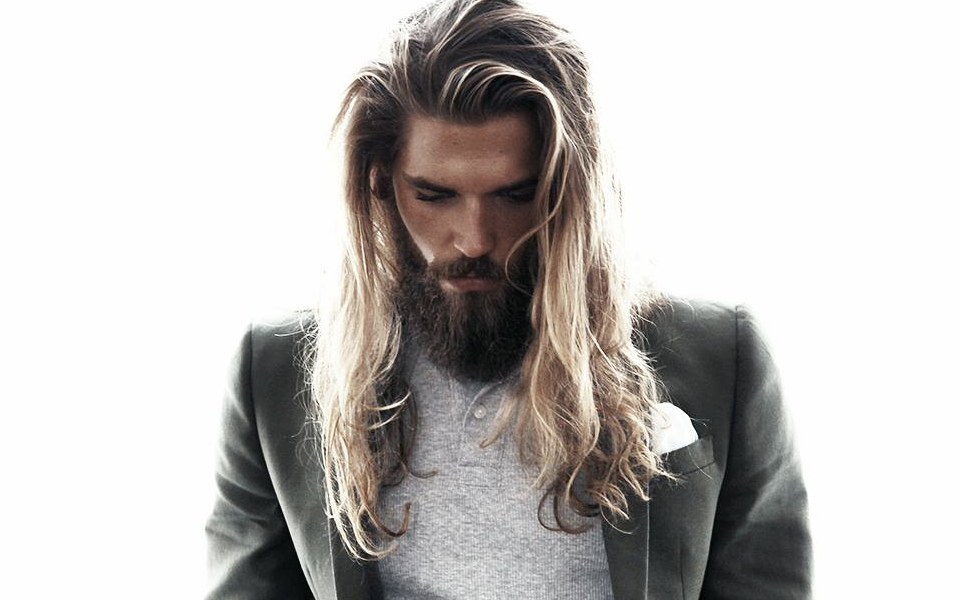 Hairstyles For Men With Long Hair On Top 67