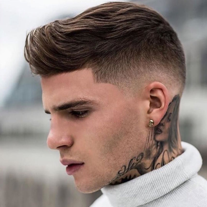 best men's short hairstyles