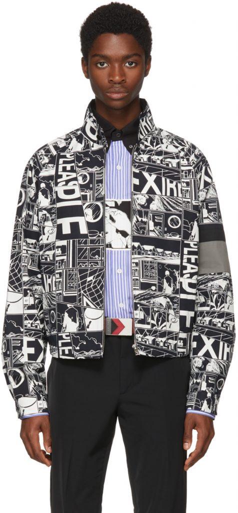 best men's Prada clothing