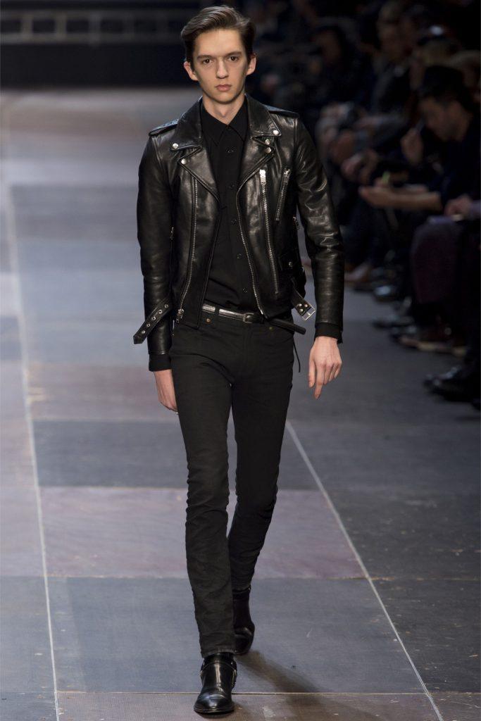best men's Saint Laurent clothing